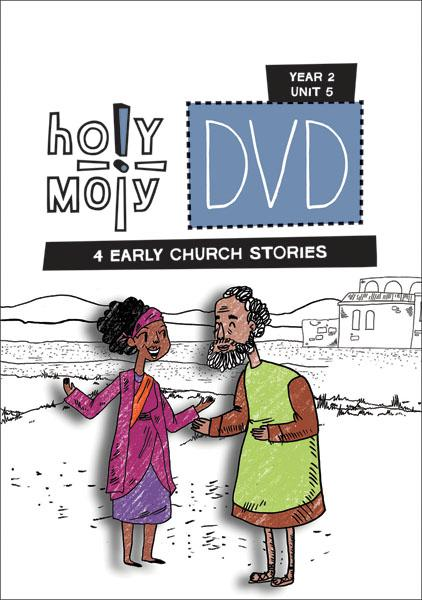 Holy Moly / Year 2 / Unit 5 / DVD