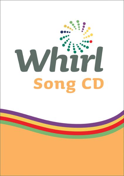 Whirl Song CD Lectionary Edition