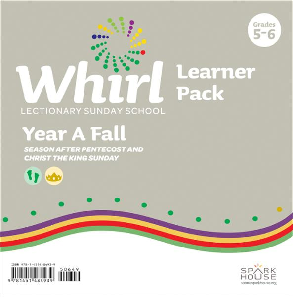 Whirl Lectionary / Year A / Fall 2020 / Grades 5-6 / Learner Pack
