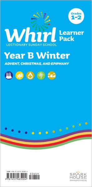 Whirl Lectionary / Year B / Winter 2020-2021 / Grades 1-2 / Learner Pack