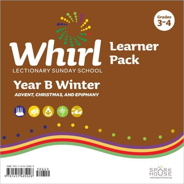 Whirl Lectionary / Year B / Winter 2020-2021 / Grades 3-4 / Learner Pack