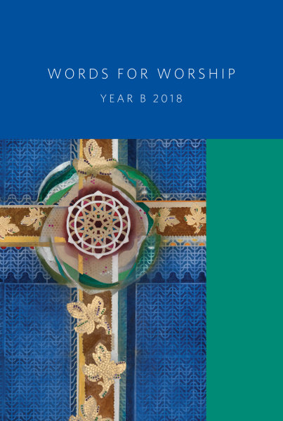 Words for Worship CD-ROM 2018, Year B