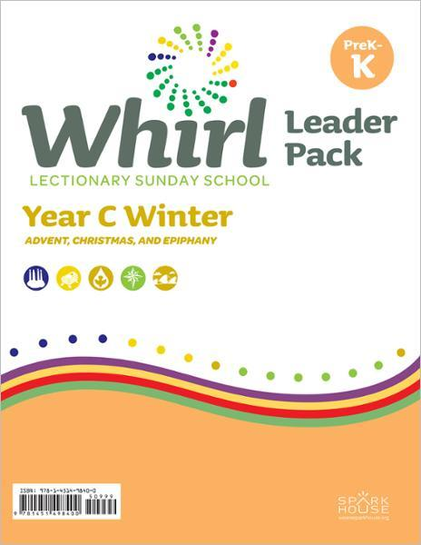 Whirl Lectionary / Year C / Winter 2021-2022 / PreK-K / Leader Pack