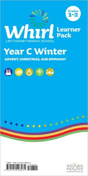 Whirl Lectionary / Year C / Winter / Grades 1-2 / Learner Pack
