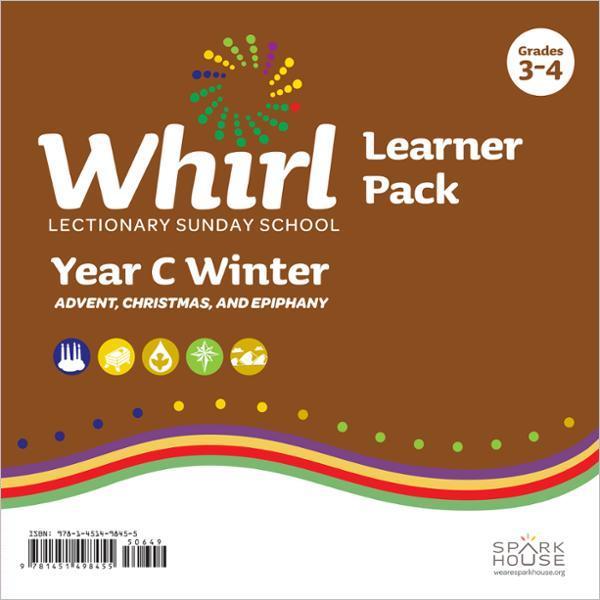 Whirl Lectionary / Year C / Winter / Grades 3-4 / Learner Pack