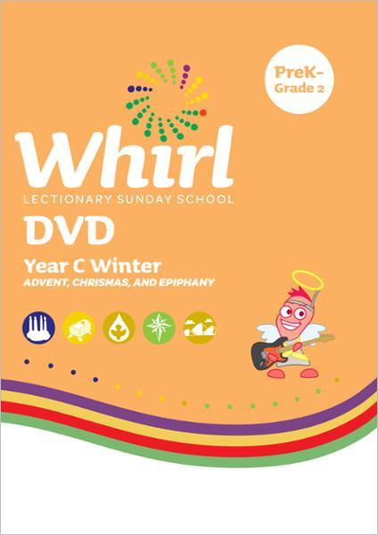 Whirl Lectionary / Year C / Winter / Lower Grades / DVD