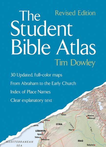 The Student Bible Atlas (Paperback/eBook)