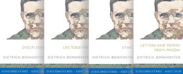 Dietrich Bonhoeffer Works—Reader's Edition Set