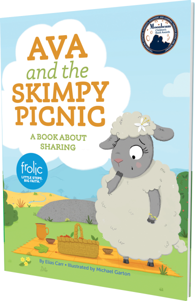 Ava and the Skimpy Picnic: A Book about Sharing