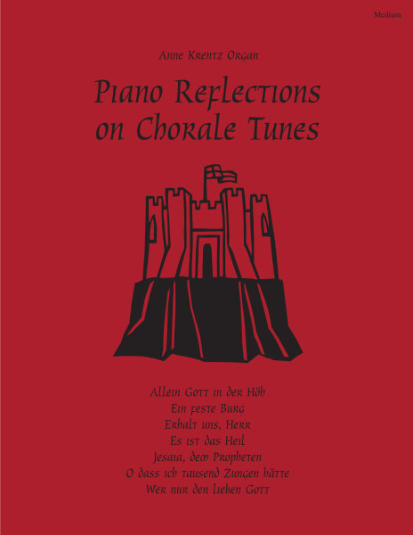 Piano Reflections on Chorale Tunes