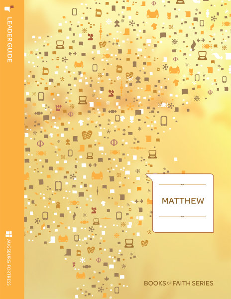 Books of Faith: Matthew leader guide cover