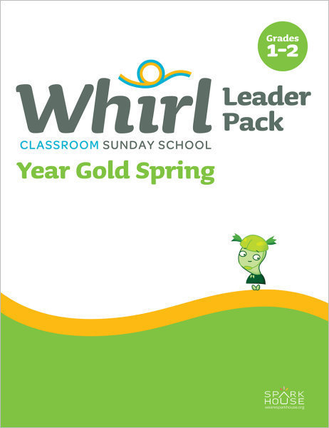 Whirl Classroom / Year Gold / Spring / Grades 1-2 / Leader Pack