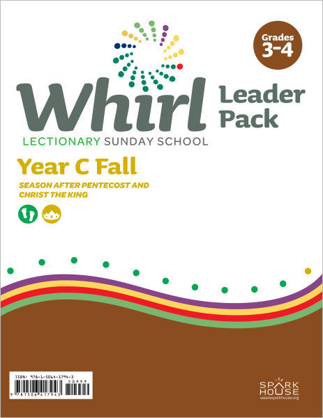 Whirl Lectionary / Year C / Fall 2019 / Grades 3-4 / Leader Pack