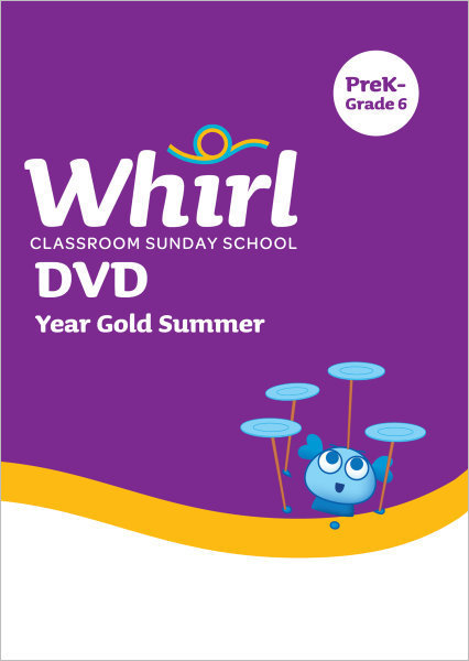 Whirl Classroom / Year Gold / Summer / DVD