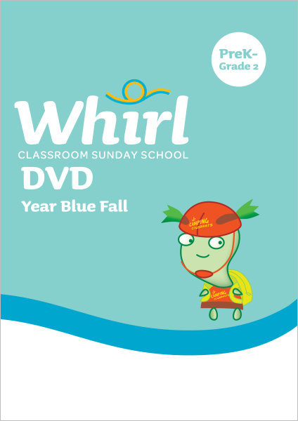 Whirl Classroom / Year Blue / Fall / Lower Grades / DVD