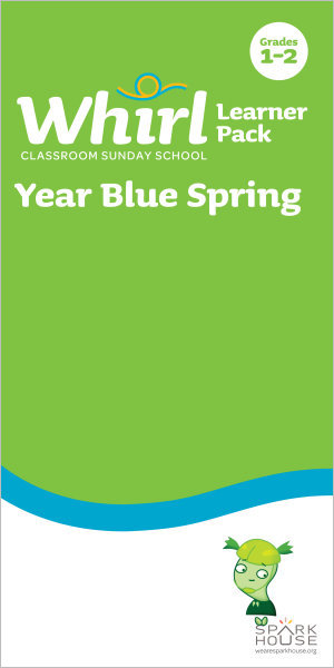 Whirl Classroom / Year Blue / Spring / Grades 1-2 / Learner Pack