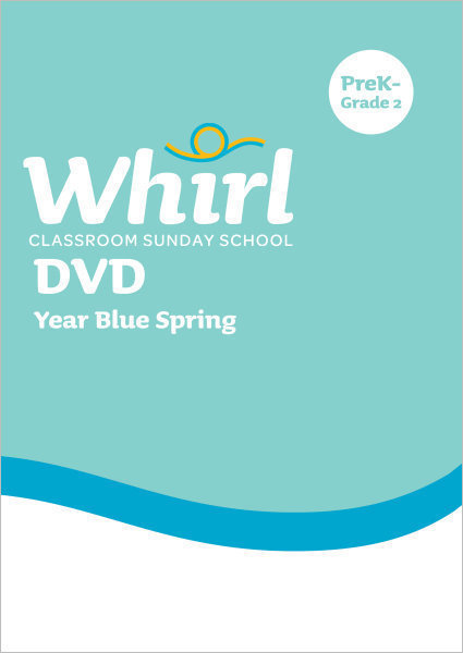 Whirl Classroom / Year Blue / Spring / Lower Grades / DVD