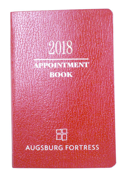 2018 Appointment Book