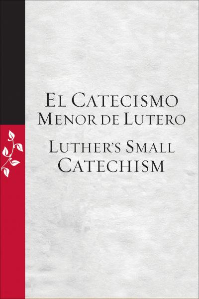 El Catecismo Menor de Luther cover