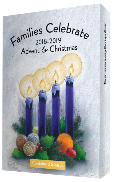 Families Celebrate Advent & Christmas 2018-2019