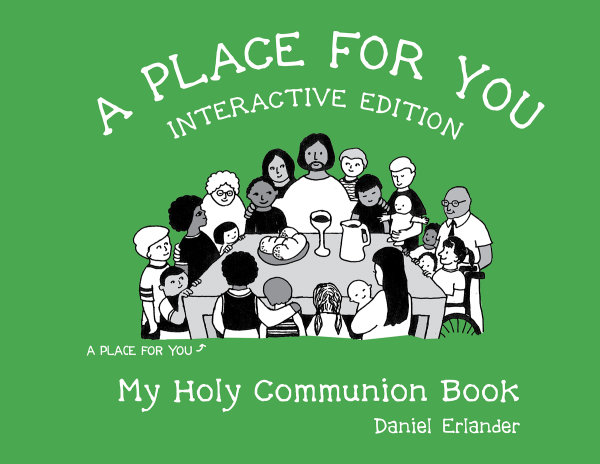 A Place for You Interactive Edition: My Holy Communion Book
