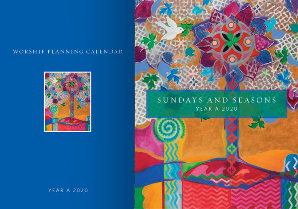 Planning Guide and Calendar Combo Pack, Year A 2020