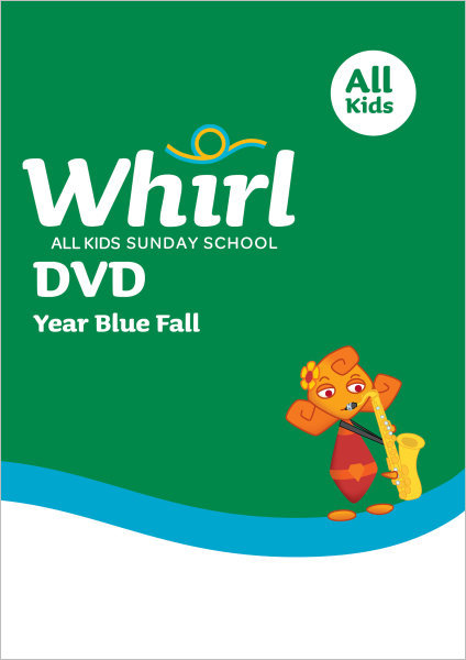 Whirl All Kids / Year Blue / Fall / Grades K-5 / DVD