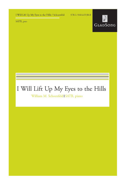 I Will Lift Up My Eyes to the Hills