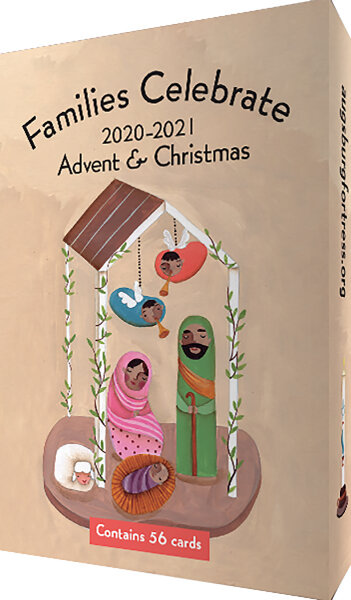 Families Celebrate Advent and Christmas cover