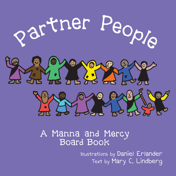 Partner People: A Manna and Mercy Board Book