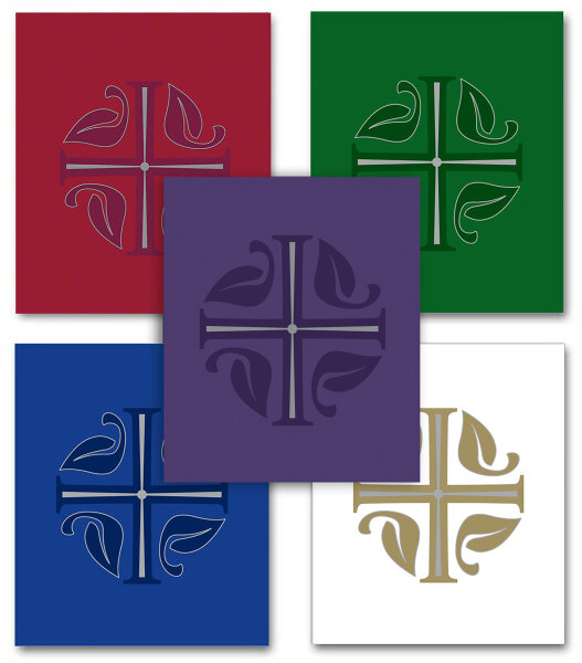 Evangelical Lutheran Worship, Ceremonial Binder Pack (Set of five)