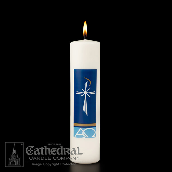 Radiance Christ Candle (3 x 12)