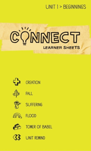 Connect / Unit 1 / Learner Sheets