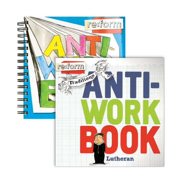 Re:form Traditions / Lutheran / Anti-Workbook / Bundle