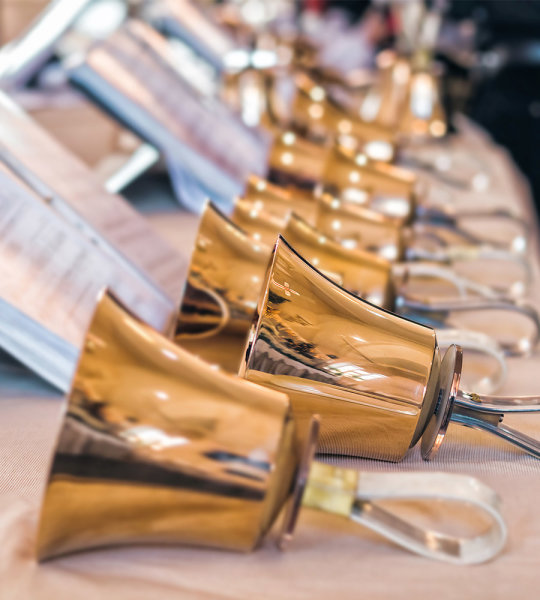 Augsburg Fortress Compositions for Handbell Ensembles