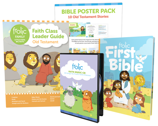Frolic Family / Old Testament / Birth - Age 3 / Starter Kit