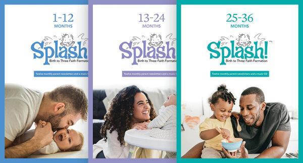Splash! Pack three year set