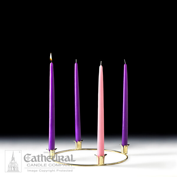 Advent Tapers 10