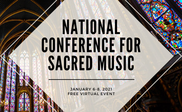 National Conference for Sacred Music 2021: Choral Packet