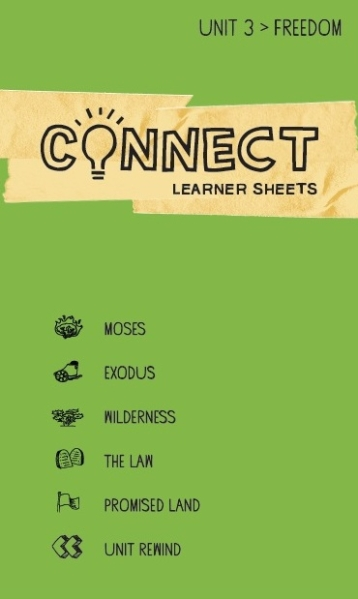Connect / Unit 3 / Learner Sheets